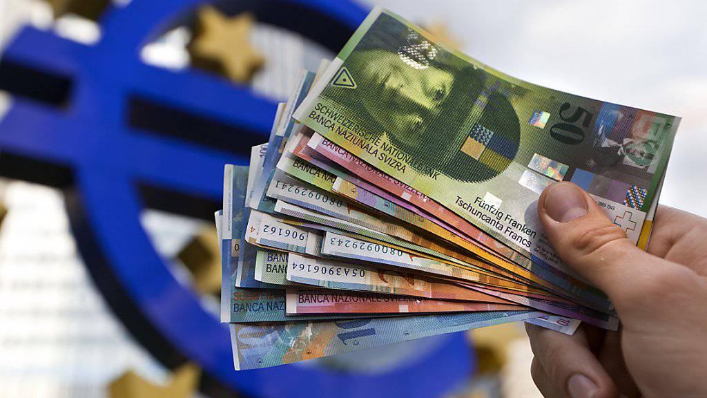 Ausgerechnet die Schweiz als Nicht-EU-Land profitiert besonders stark vom EU-Binnenmarkt. (Symbolbild)
