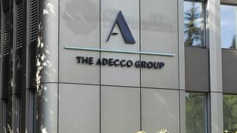 Die Adecco-Gruppe zeigt sich nach dem Umsatzwachstum im dritten Quartal optimistisch für die Zukunft. (Archiv)