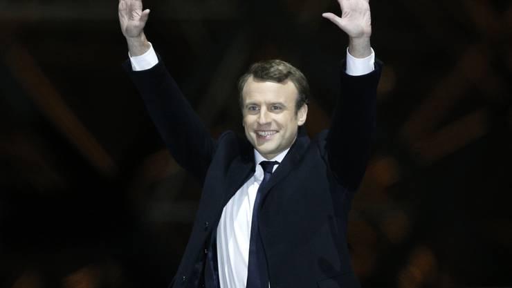 Die Zeitungskommentatoren begrüssen einhellig die Wahl Emmanuel Macrons zum neuen französischen Präsidenten.