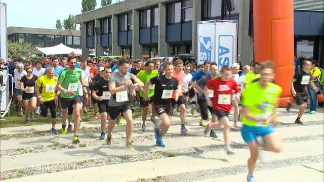 SOLA-Stafette: Zürcher Studenten fitter denn je
