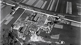 Das Sägewerk im badischen Laufenburg gehörte ab 1920 der jüdischen Familie Löwenstein.