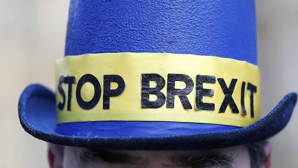 Mehrheit der Briten will einer aktuellen Umfrage zufolge keinen Austritt aus der EU mehr. (Archivbild)