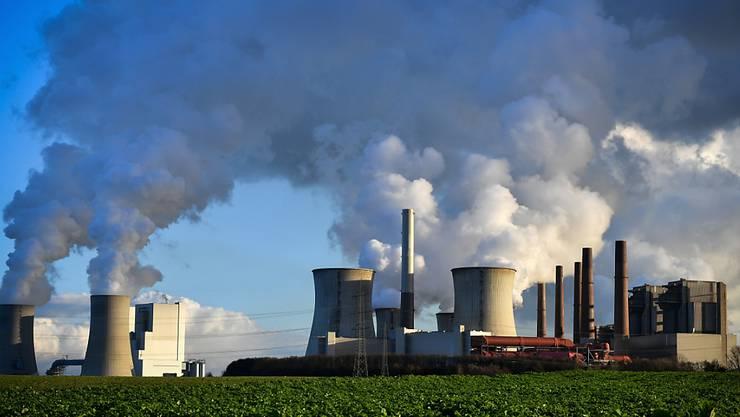 Die deutsche Regierung und die Ministerpräsidenten der Braunkohle-Bundesländer in Deutschland haben sich in der Nacht auf Donnerstag auf einen Pfad zur Stilllegung der Braunkohlekraftwerke verständigt. (Symbolbild)