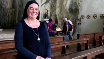Schwester Benedikta ist die neue Einsiedlerin
