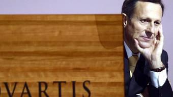 Novartis sucht den Verräter des 72-Millionen-Deals von Daniel Vasella.