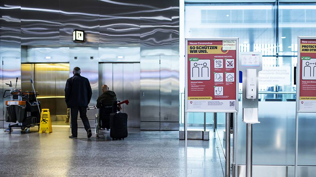 Flughafen Zürich leidet im September weiter unter Corona-Pandemie
