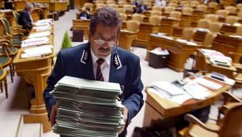 Nationarätlicher GPK-Bericht kritisiert den Bundesrat (Symbolbild)