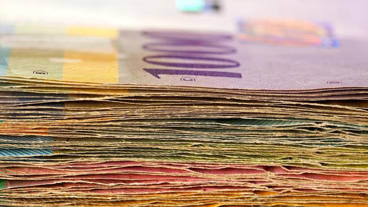 Der Bundesrat ist optimistisch, dass die Coronaschulden mittelfristig getilgt werden können. (Symbolbild)