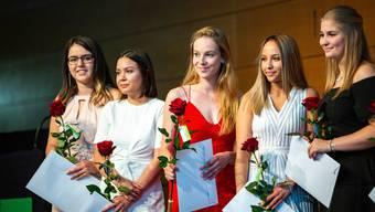 Diplomfeier ZB Baden in Wettingen