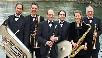 Das Ensemble BlasArt feiert das 25-jährige Bestehen mit einem Konzert in der alten Kirche in Härkingen.