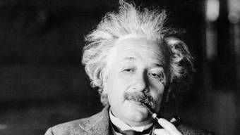 Albert Einstein hatte viele Affären.