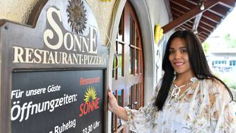 Frida Bilmania-Boracco übernimmt «Sonne» in Lostorf