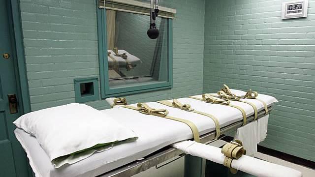 Hinrichtungszelle in Texas (Archiv)