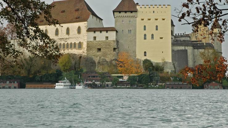 So sollte es sein: Lenzburg am See zieht kräftige Steuerzahler an. (Fotomontage: Toni Widmer)