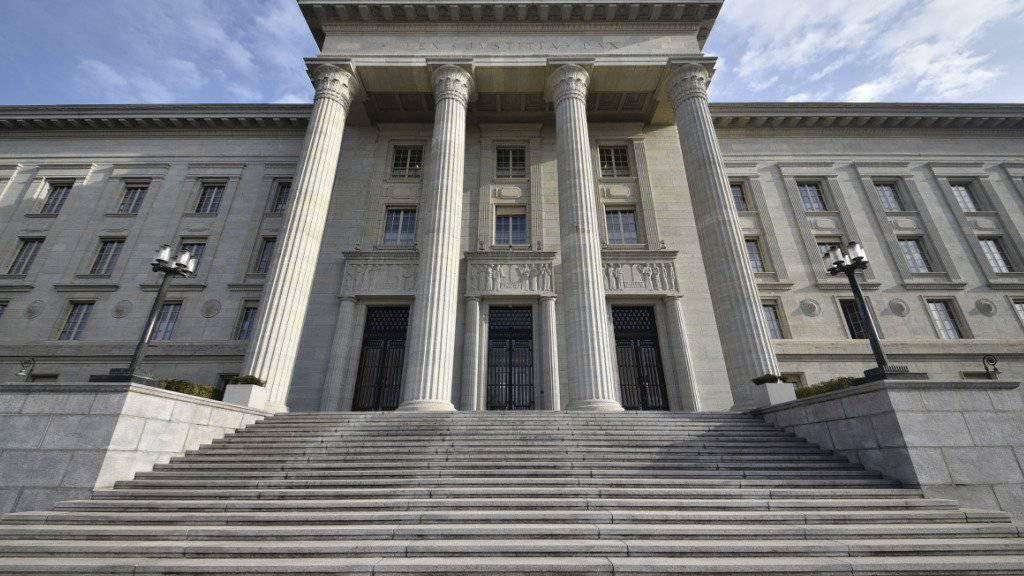 Das Bundesgericht zieht klare Grenzen für die nachträgliche Verwahrung. (Archiv)