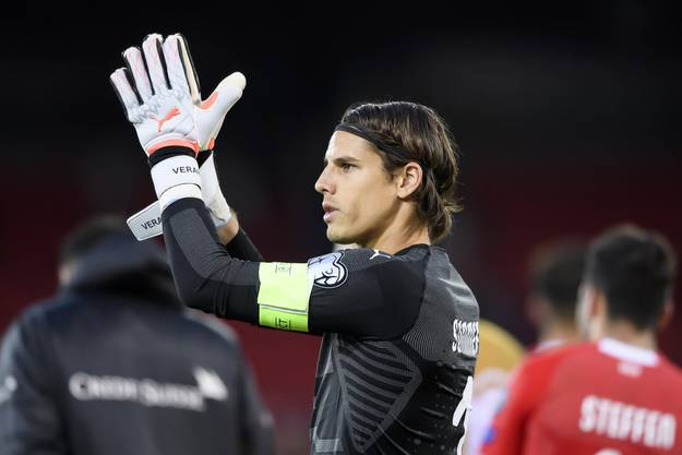 8. September 2019, Schweiz-Gibraltar 4:0