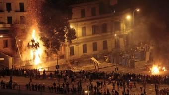 Die Proteste der Ägypter gegen Mubarak gehen weiter