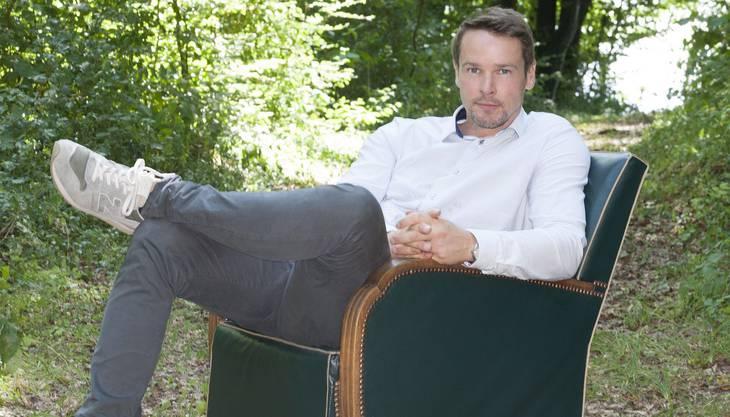 «Jede neue Technologie ist in der Schweiz früher da»: Ralph Schulz hilft mit seiner Firma, weltweit Waldgrundstücke zu vermarkten.