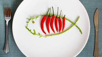 Vegane Alternative zu Fisch, aber mit Fischgeschmack?