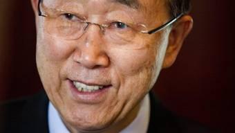 UNO-Generalsekretär Ban Ki Moon glaubt, dass die grösste Armut innerhalb einer Generation ausgerottet werden kann.