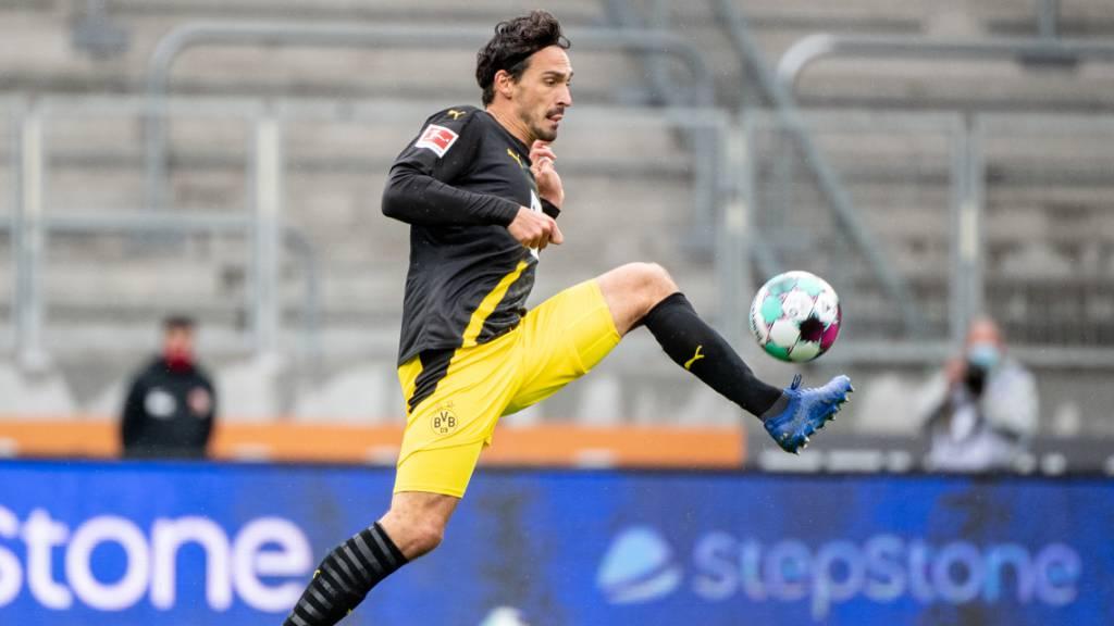 Dortmund und Bayern im statistischen Gleichschritt
