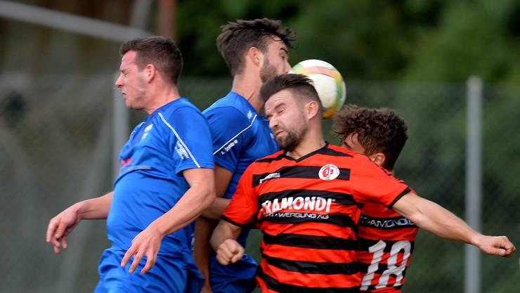 Wangen bei Olten und Subingen schenken sich am fünften Spieltag nichts (1:1).