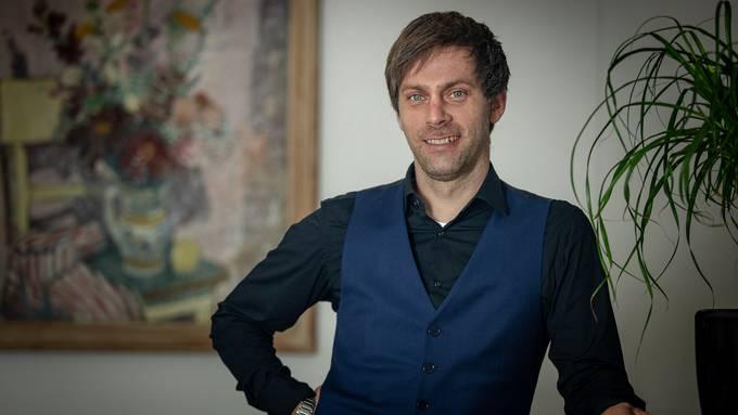 Philipp Stocker ist seit Anfang Schuljahr 2020/21 Schulleiter der Bezirksschule Lenzburg.
