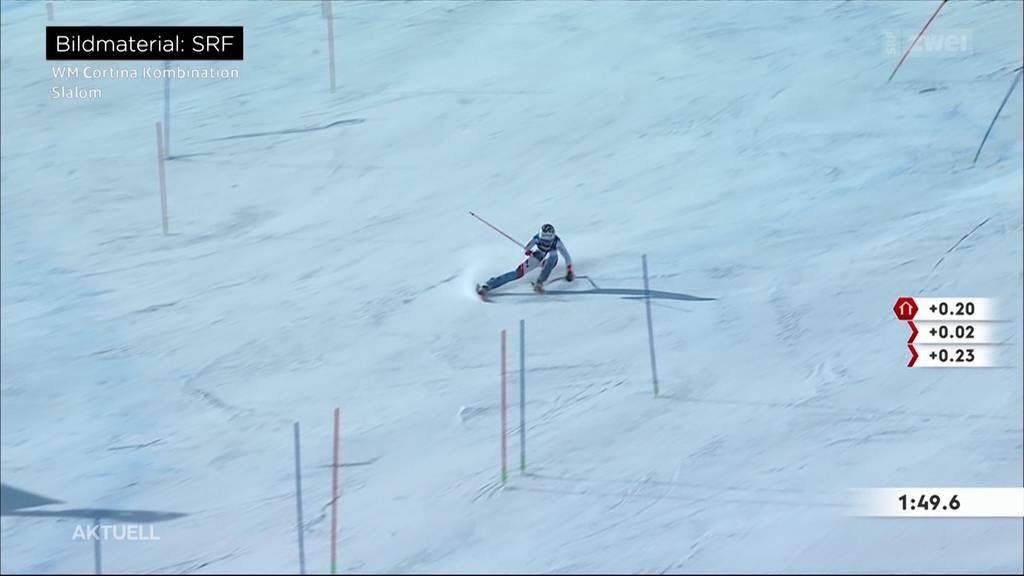 Ski-WM: Bronze-Medaille für Michelle Gisin