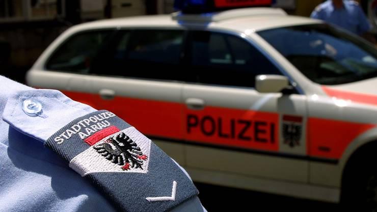 Der Aarauer Stadtpolizist sass von Ende September 2013 bis Anfang Januar 2014 in Untersuchungshaft. (Symbolbild)