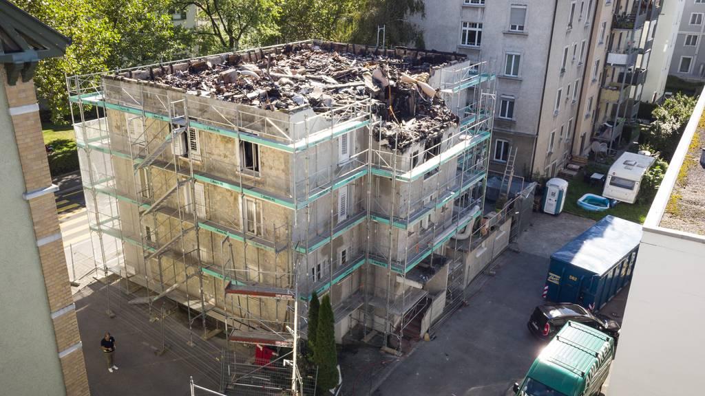 Brandursache von Feuer im Hotel Friedburg steht fest