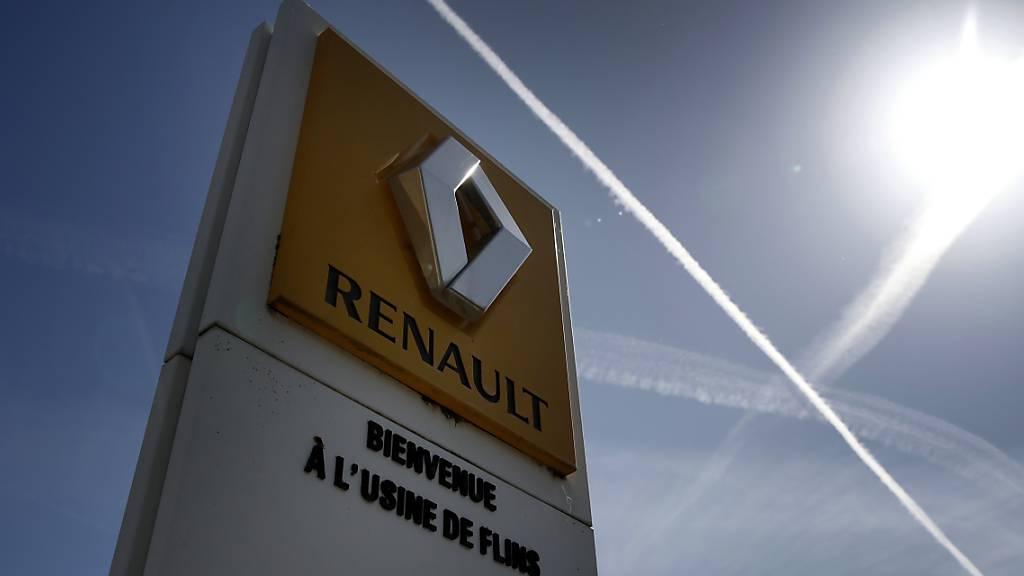 Renault vereinbart mit Banken Milliardenkredit