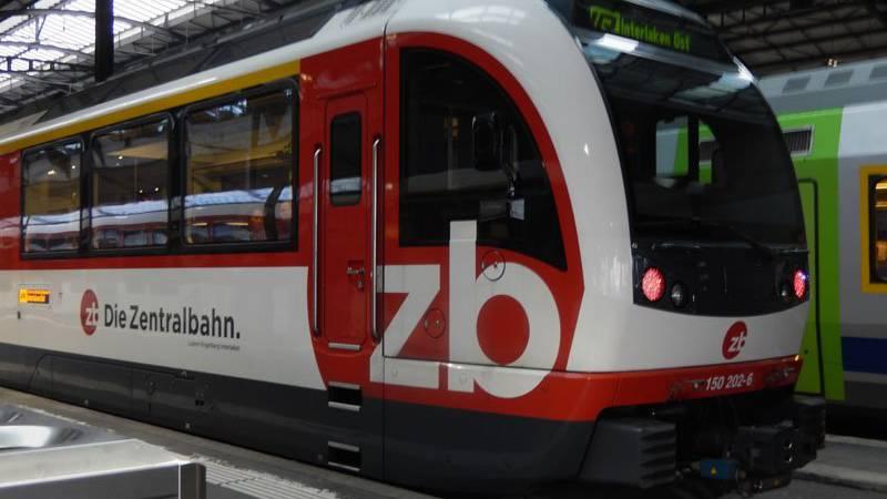 Zentralbahn knackt 40 Millionen-Franken-Marke