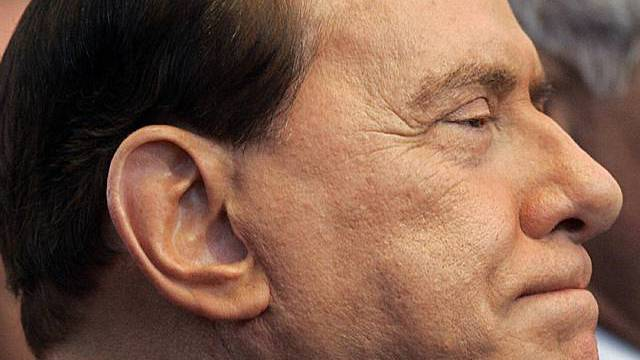 Ministerpräsident Silvio Berlusconi (Archiv)