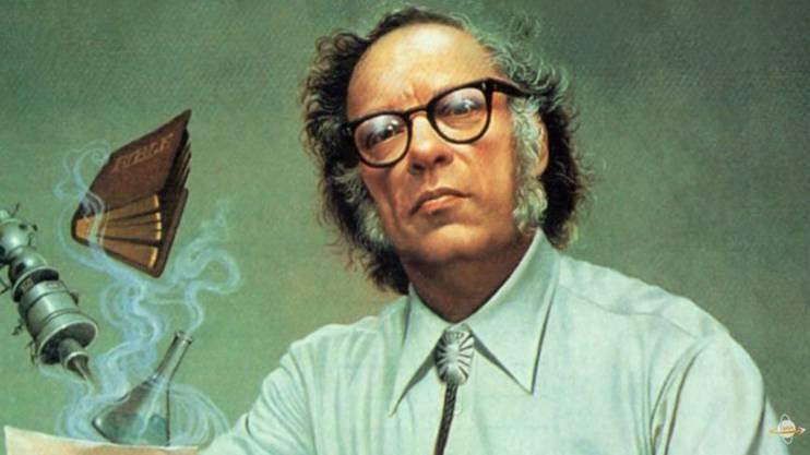 Asimov beschrieb vor dem «Orwell-Jahr» 1984 eine Welt im Jahr 2019.