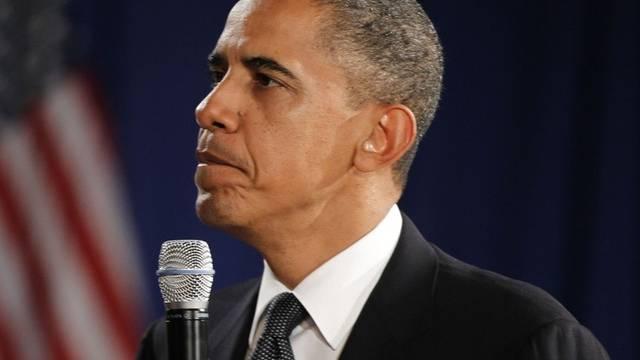 Schwierige Wochen für Barack Obama
