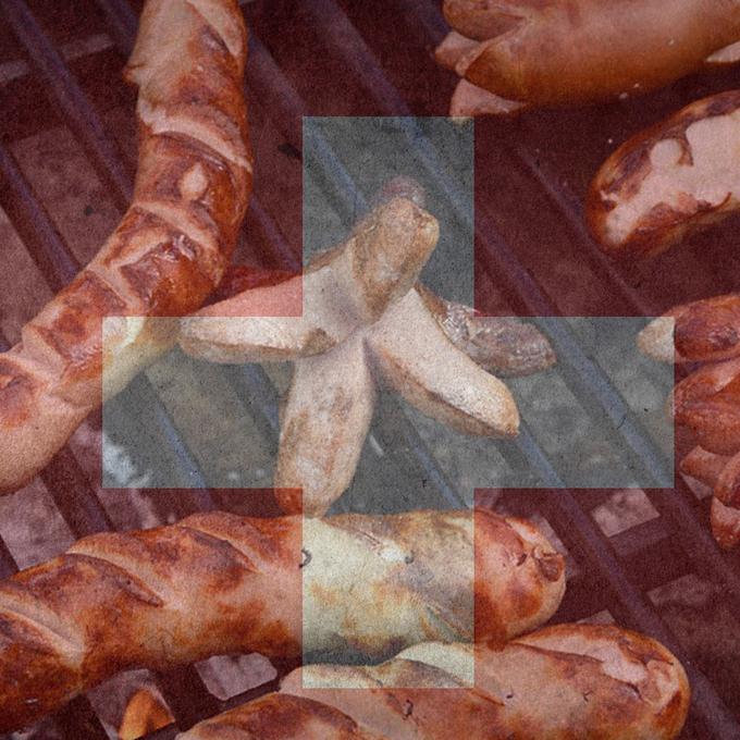 Schweizer Nationalwurst Cervelat: Das sind unsere Favoriten