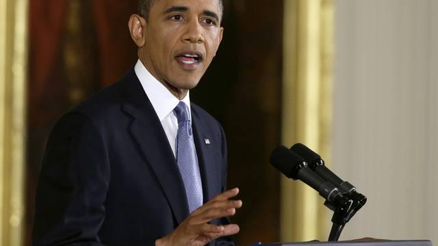 Barack Obama bekräftigte seine Kompromissbereitschaft im Haushaltsstreit