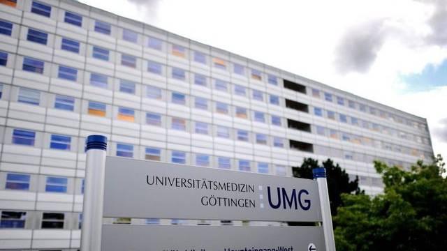 Die Uniklinik Göttingen, die derzeit im Mittelpunkt der Ermittlungen um den Organtransplantationsskandal in Deutschland steht