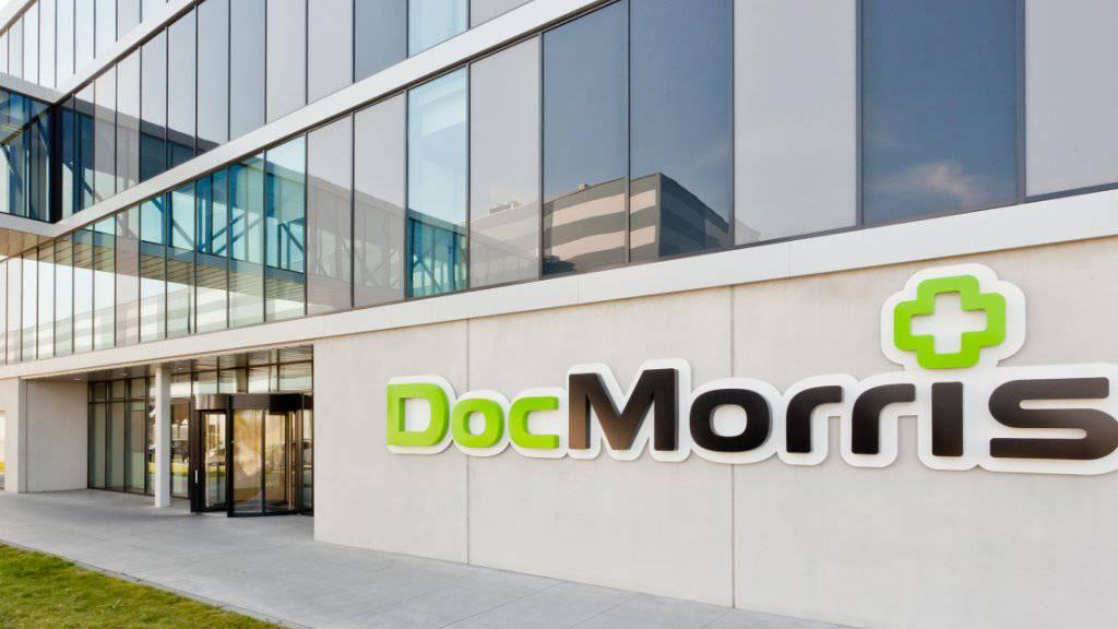 Die Zur Rose-Tochter DocMorris kann einen Apothekenautomaten in Deutschland weiterhin nicht betreiben. (Pressebild Zur Rose)