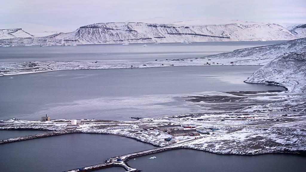 Regierung will mehr für die Sicherheit von Grönland ausgeben