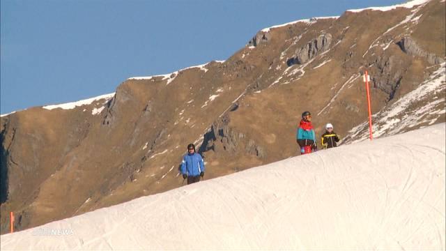 Strategiewandel bei tiefgelegenen Skigebieten