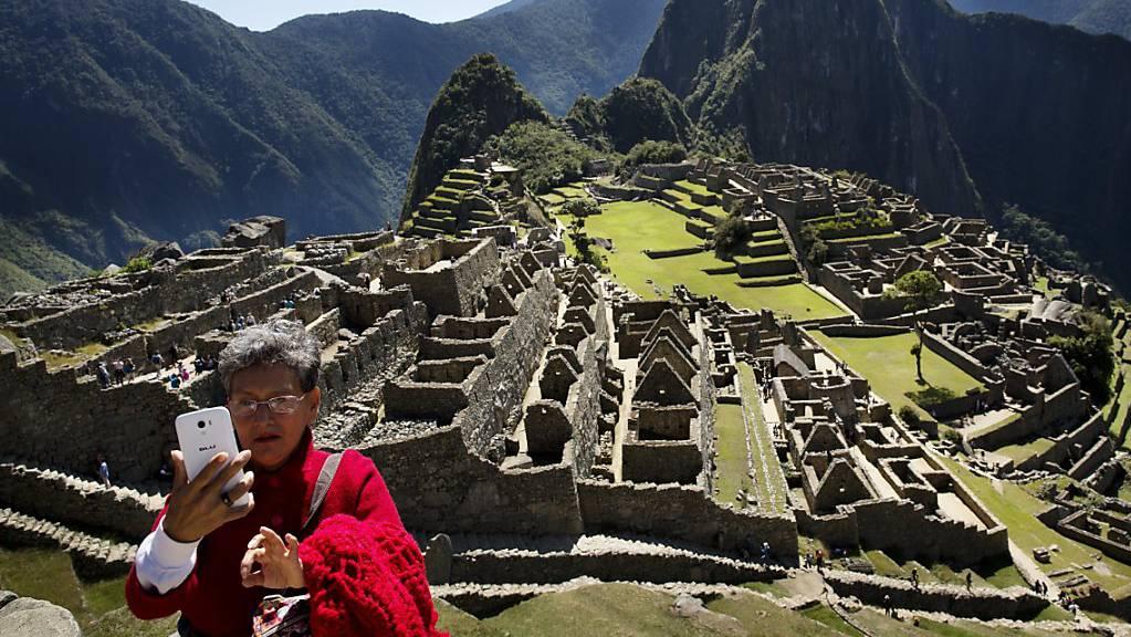 In der Nähe der gut erhaltenen Inkastadt Machu Picchu hat die Sheraton-Kette ein Hotel gebaut. Nun muss es laut Gerichtsbeschluss abgerissen werden. (Archivbild)