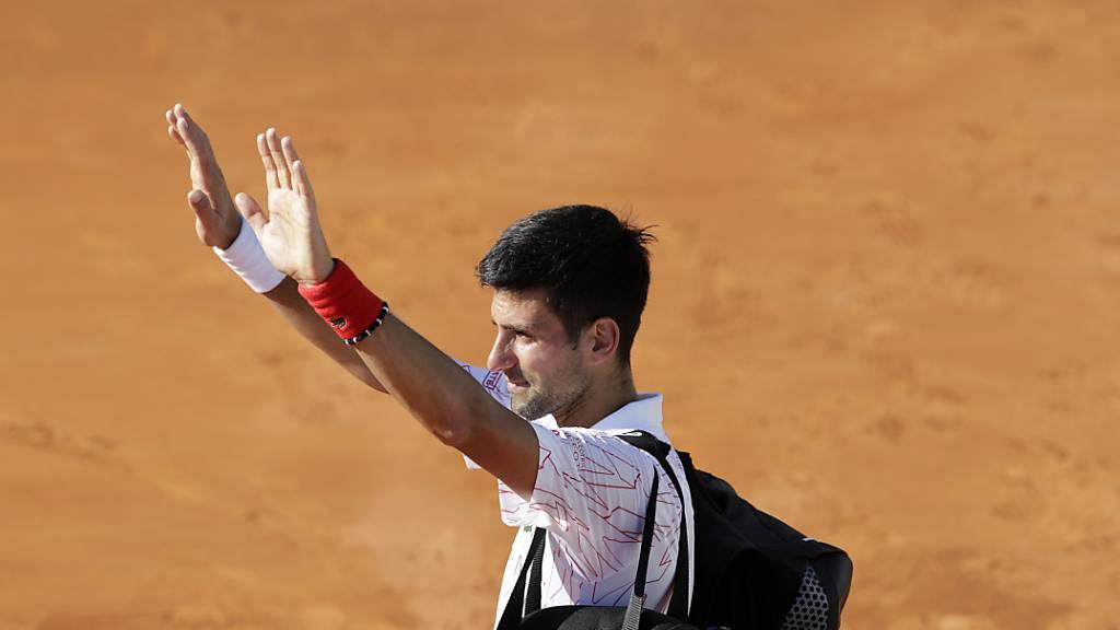 Novak Djokovic hat sich noch nicht entschieden, ob er beim US Open antritt