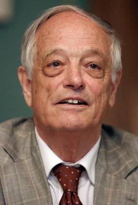 Hans Wehrli, alt Stadtrat der Zürcher FDP und ehemaliger Exit-Präsident.