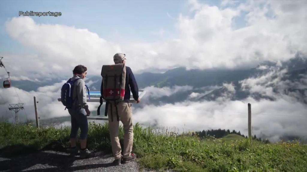 Gratwanderung am Rinderberg
