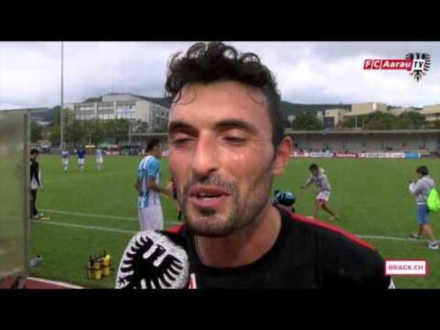 Stimmen zum Spiel: Interview mit Luca Radice sowie mit Cheftrainer Livio Bordoli.