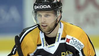 Luganos Fredrik Pettersson war erneut nicht zu stoppen