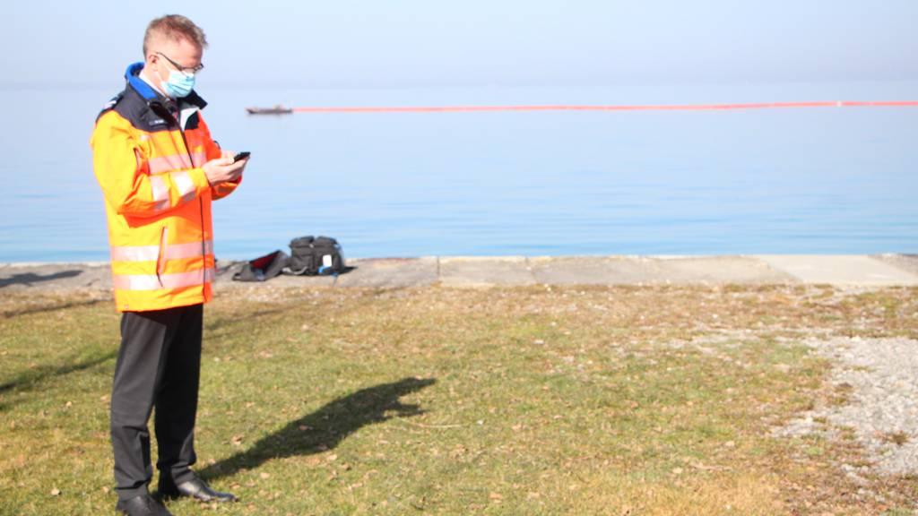 Flugzeugabsturz im Bodensee - Untersuchung eröffnet