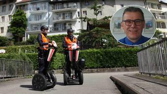«Die öffentliche Sicherheit in Olten hat unter der Integration sicher nicht gelitten», sagt Niklaus Büttiker, Chef der Kapo-Sicherheitsabteilung.