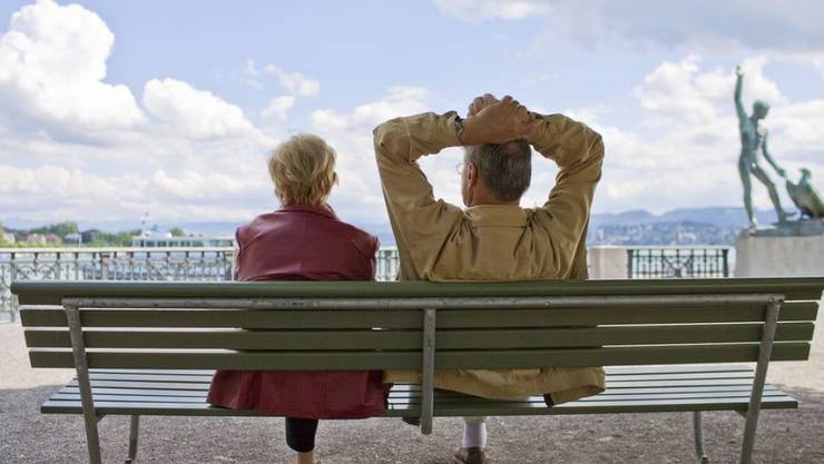 Die Lebenserwartung in der Schweiz steigt weiter - die der Männer etwas stärker als die der Frauen. (Archivbild)
